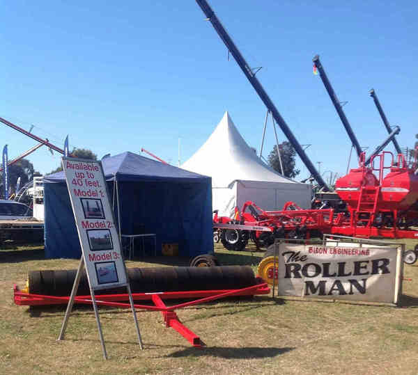 See Bison Engineering exzhibits at yourt local Field Day